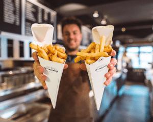 Friethuys - unTill - cafetaria kassa