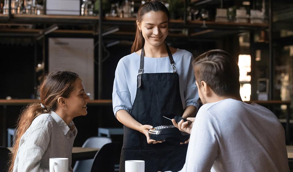 Pinautomaat cashless betalen